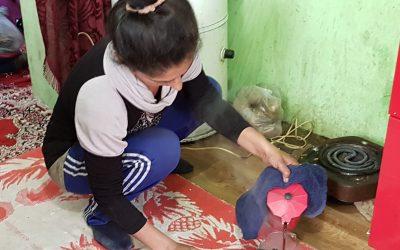 Logeren bij een Roma-gezin