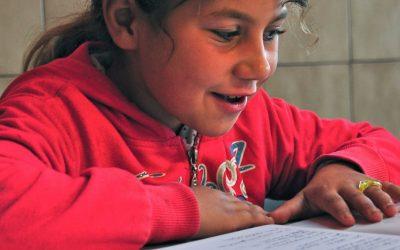 Bijlessen voor Roma-kids