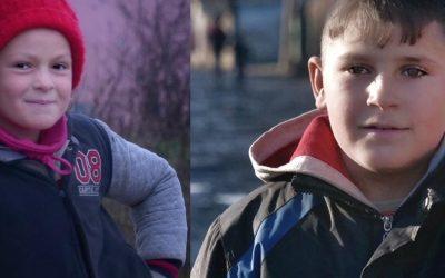 Opgroeien in een Romakamp